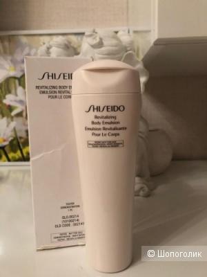 Shiseido Очищающее молочко для тела, 200 мл.