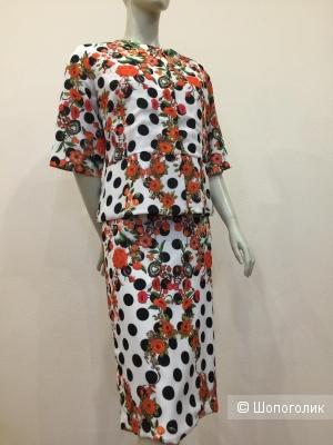 Костюм бренд Women collection размер 50-52 Xl-XXL