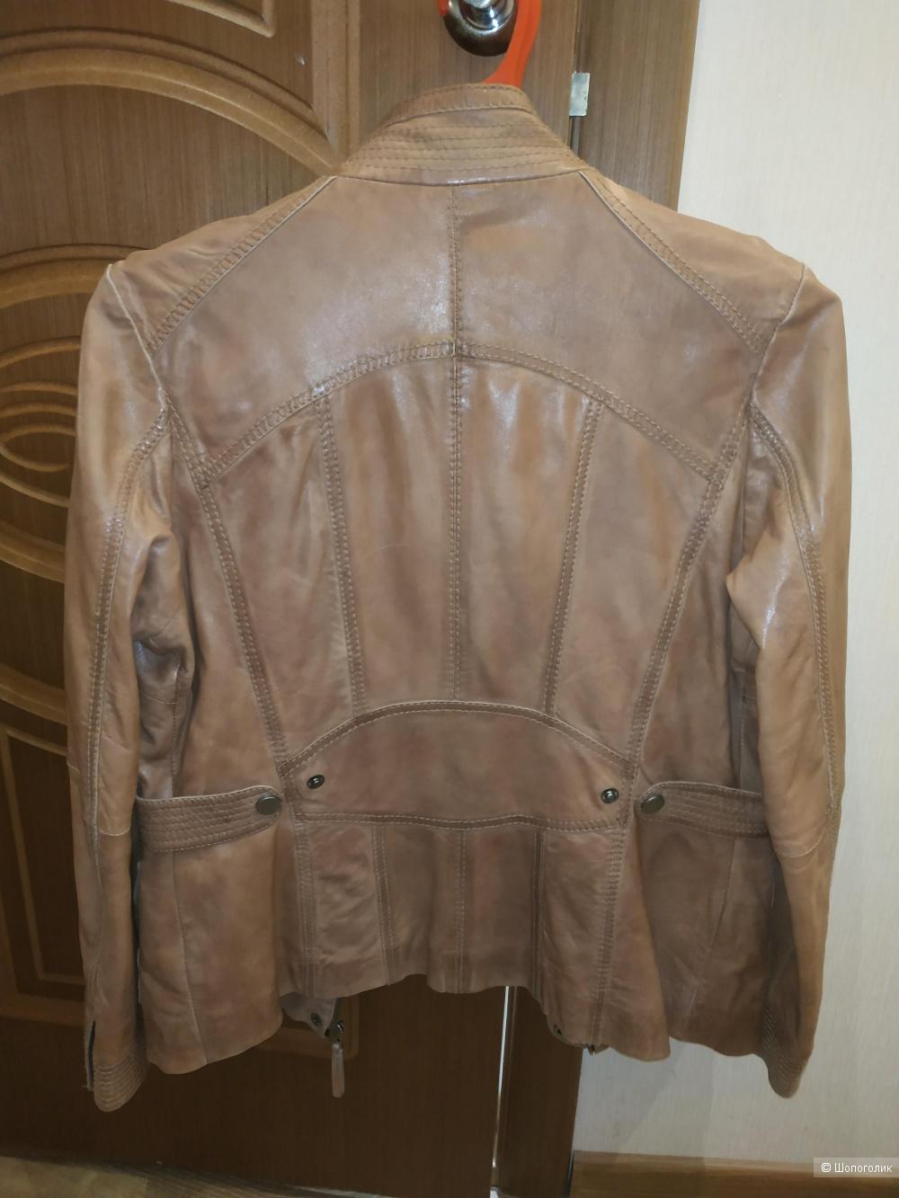 Кожаная куртка Max & main, 44-46