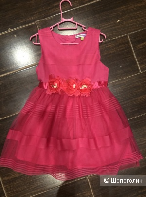 Платье для девочки Sweet Berry 4-5 лет