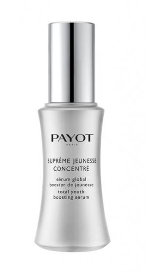 Антивозрастная глобальная сыворотка для лица Payot  Supreme Jeunesse Concentre, 30 ml