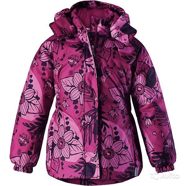 Куртка детская LASSIE BY REIMA на рост 134-140см.
