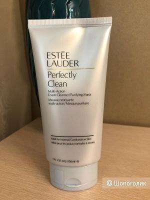 Estée Lauder 2 в 1: крем для умывания и маска увлажняющая 150 мл.