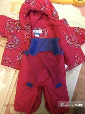 Детский комбинезон Columbia 6-12 месяцев