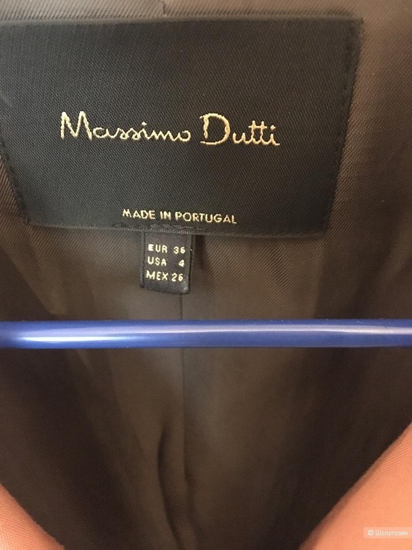 Блейзер Massimo Dutti 36