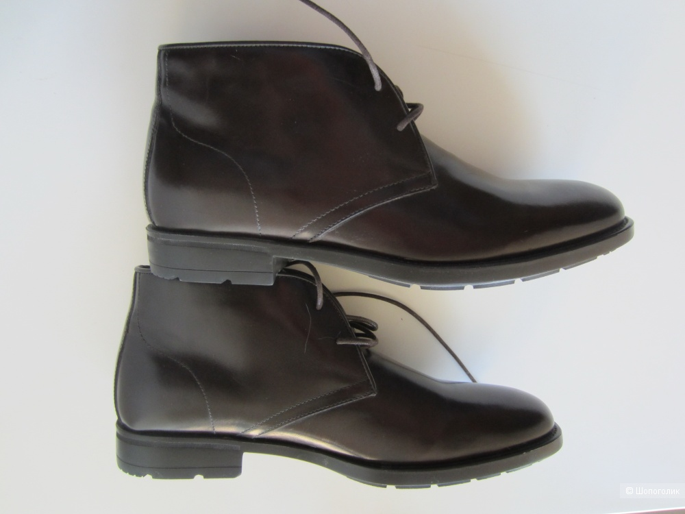 Ботинки дерби мужские Mascotte 44 размер