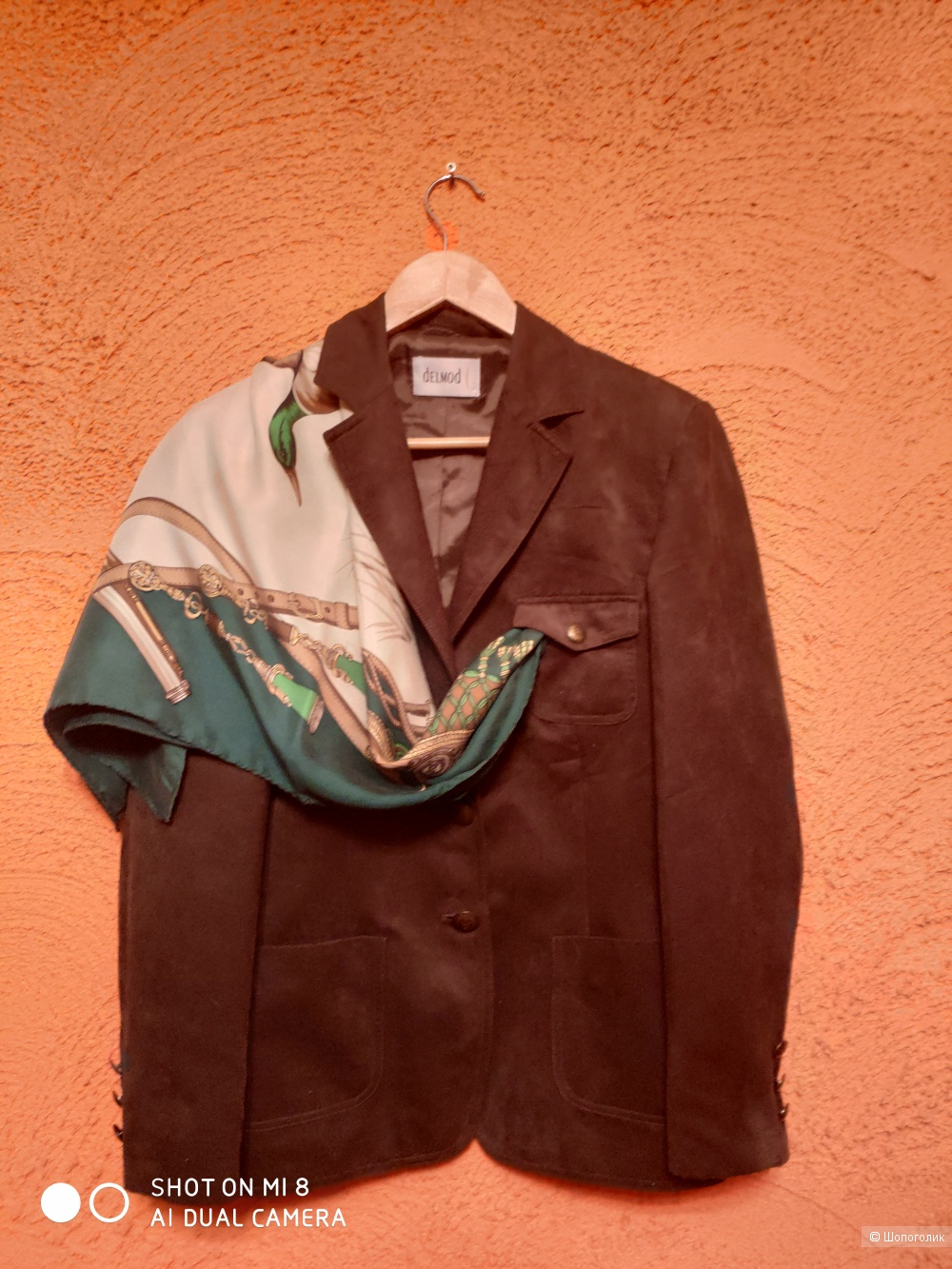 Пиджак/жакет марки Delmod, рос. размер 48-50