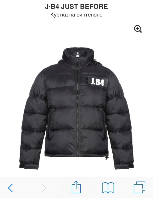 Куртка мужская J-B4 Just before, размер М