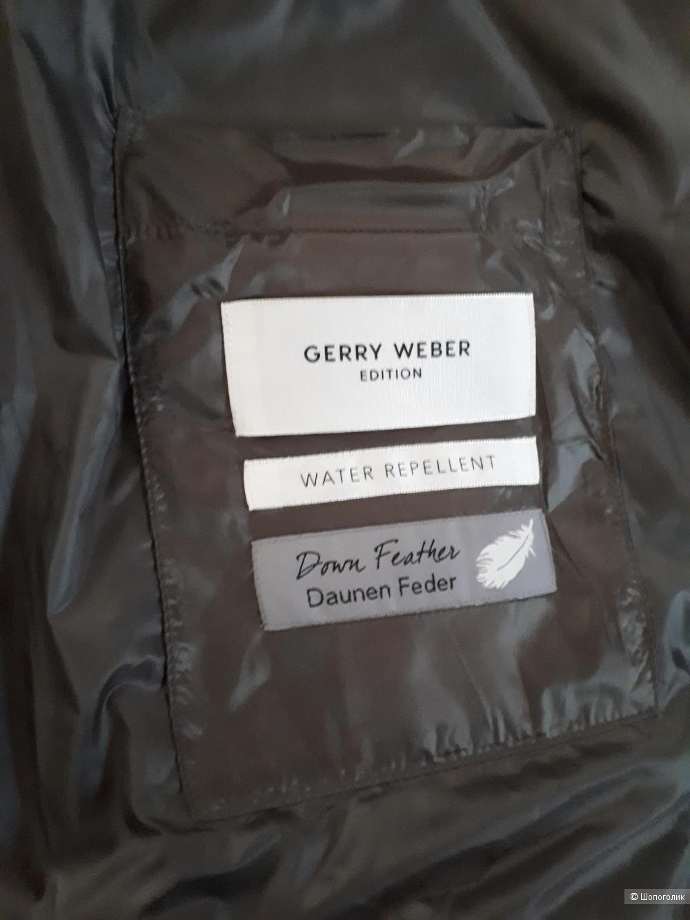 Пуховик Gerry Weber, размер 50