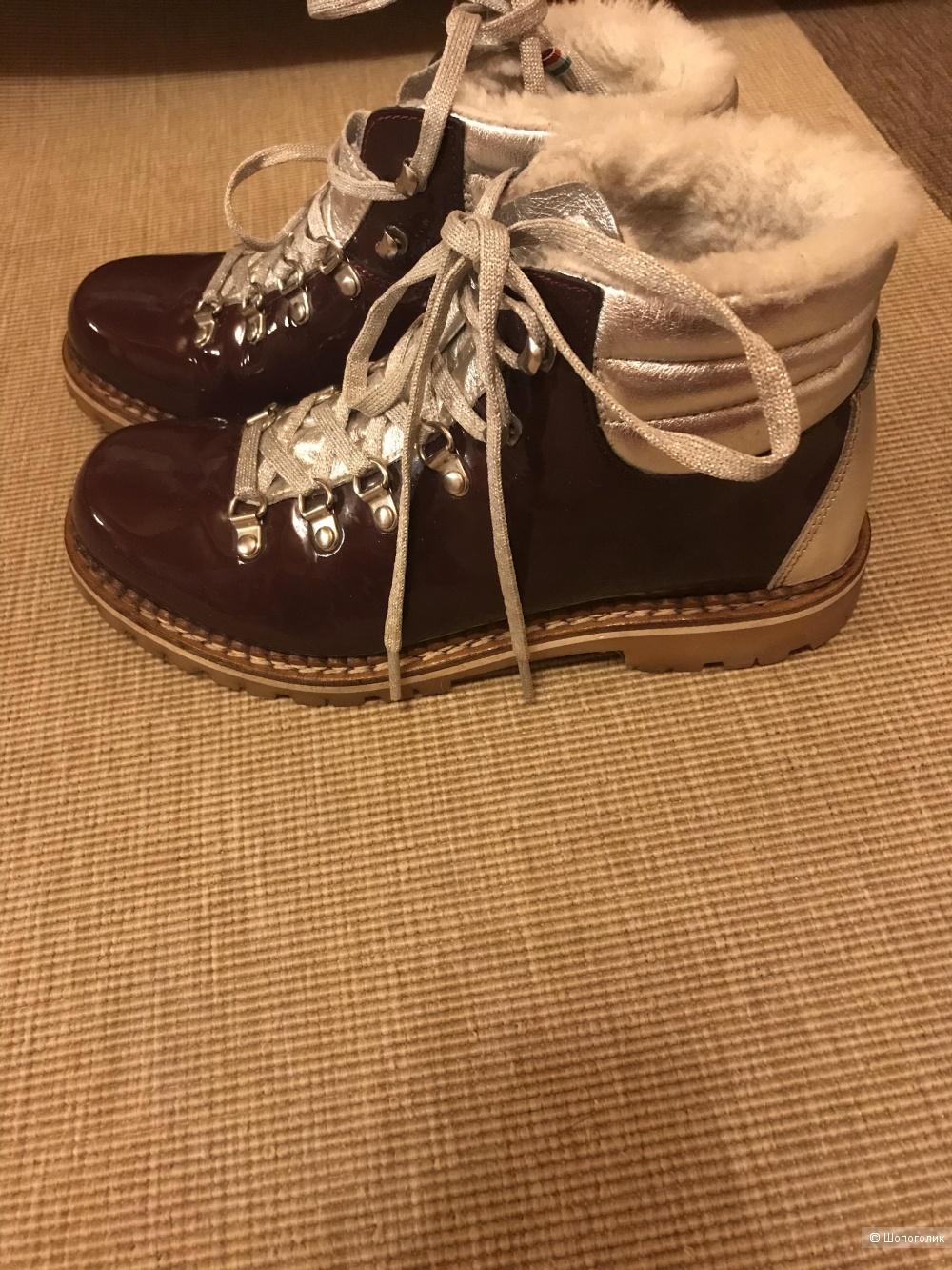 Зимние ботинки Montelliana 38 размер