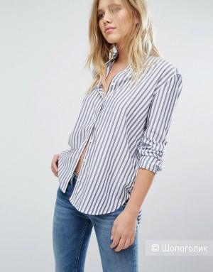 Рубашка BANANA REPUBLIC. Маркировка US 6 / S-M.