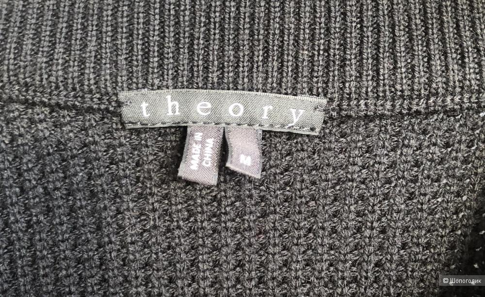 Свитер  Theory размер M ( на 46-48)