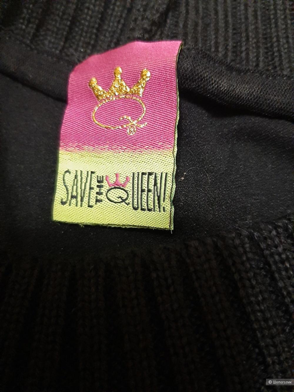 Кофточка Save the Queen, размер XS