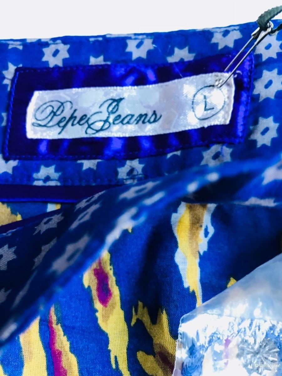 Комплект юбочка Pepe Jeans +  топ Hope- размер L- 44