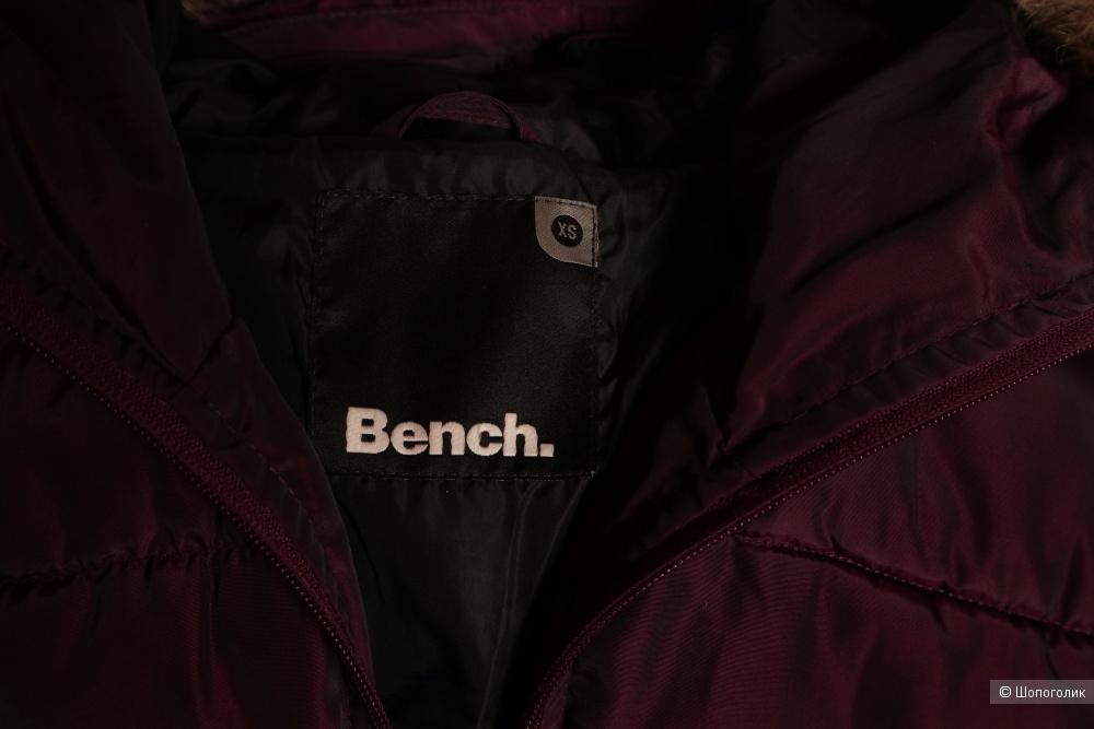 Пуховик BENCH размер 40-42-44 (XS/S)
