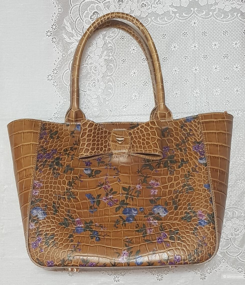 Женская классическая сумка Marina Creazioni