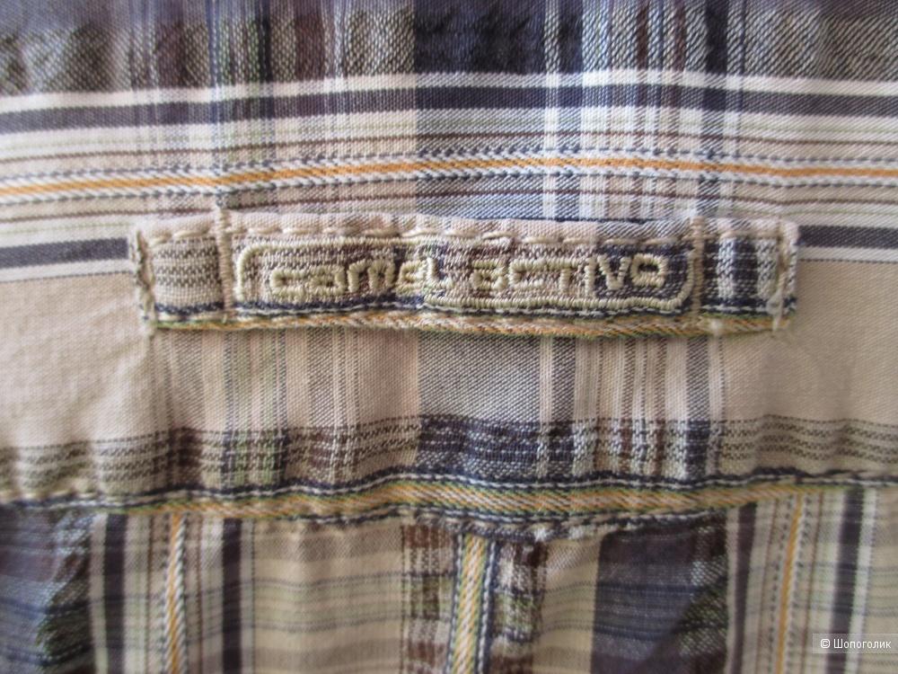 Мужская  рубашка Camel Active. 54/56