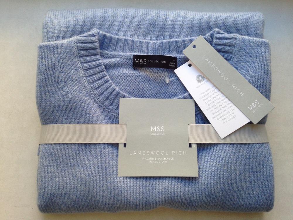 """Джемпер """" Marks&Spencer"""", 48-50 размер"""