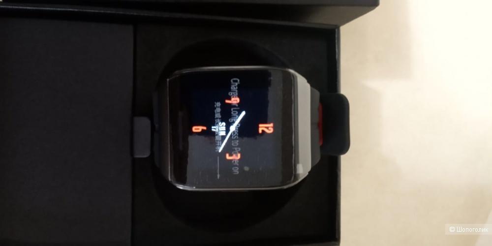 Smart watch Lemfo X1, металлический корпус