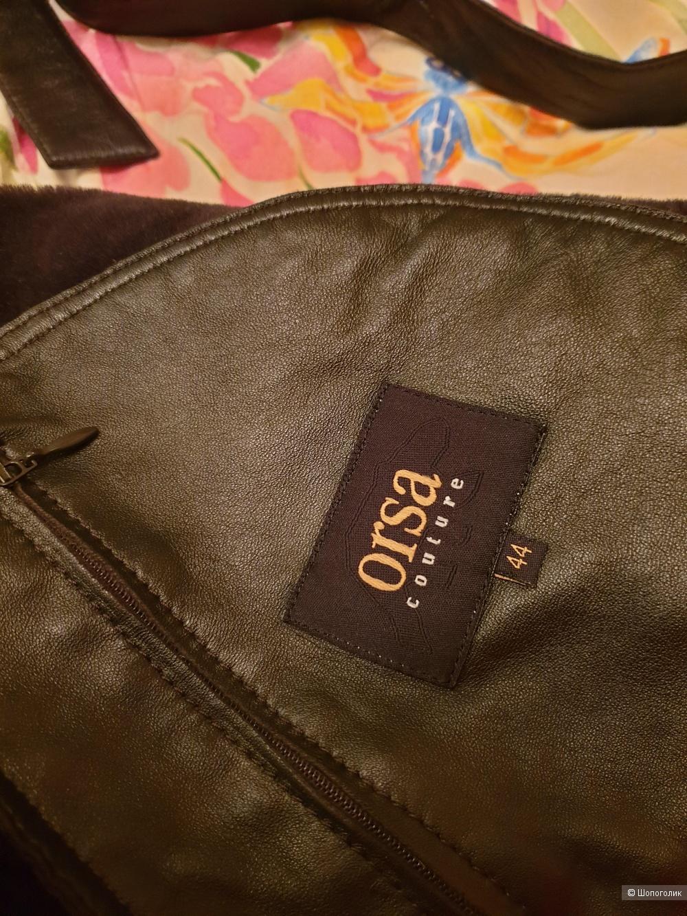 Куртка-дублёнка, Orsa, Италия, 44-46
