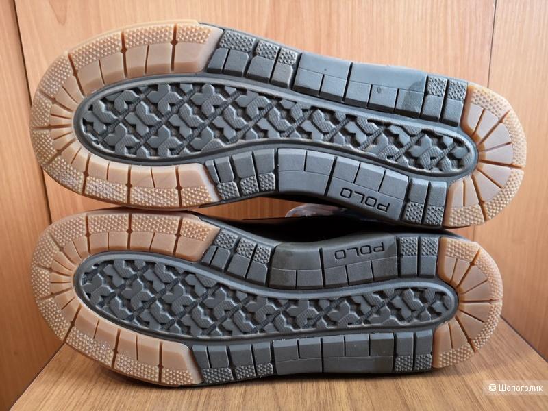 Мужские ботинки Polo Ralph Lauren