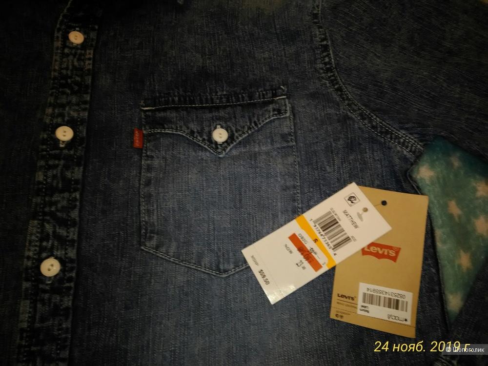 Рубашка джинсовая Levis S