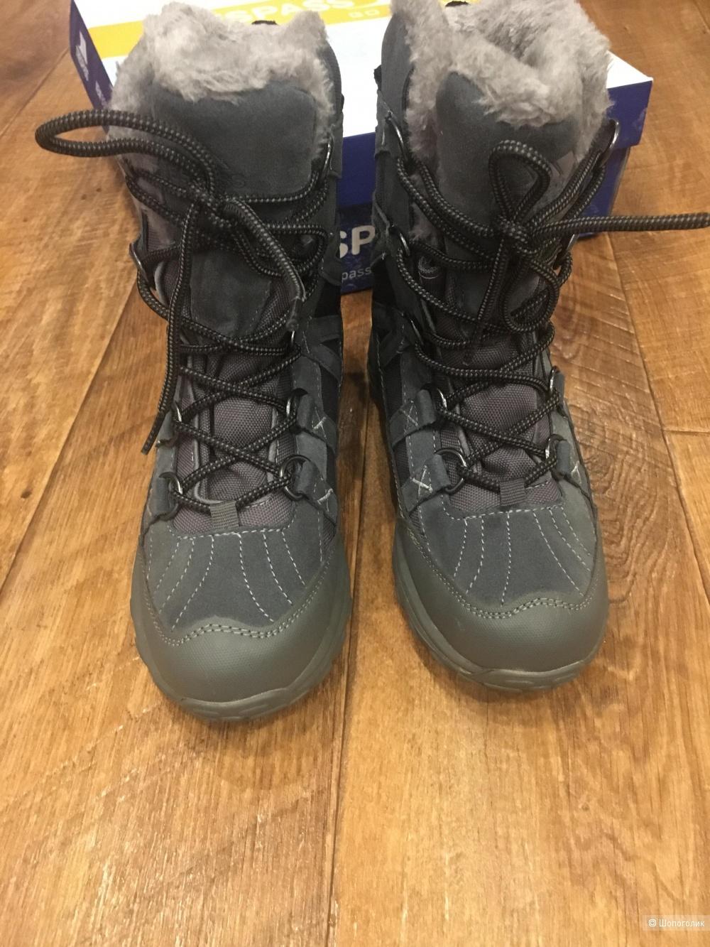 Зимние ботинки TRESPASS 37 размер