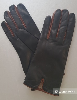 Перчатки кожаные ,8 размер