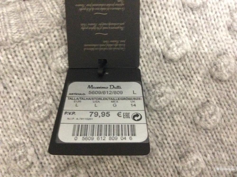 Джемпер  Massimo Dutti 46-48 размер