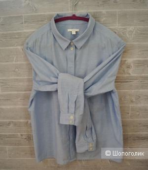 COS укороченная рубашка р.42-44-46