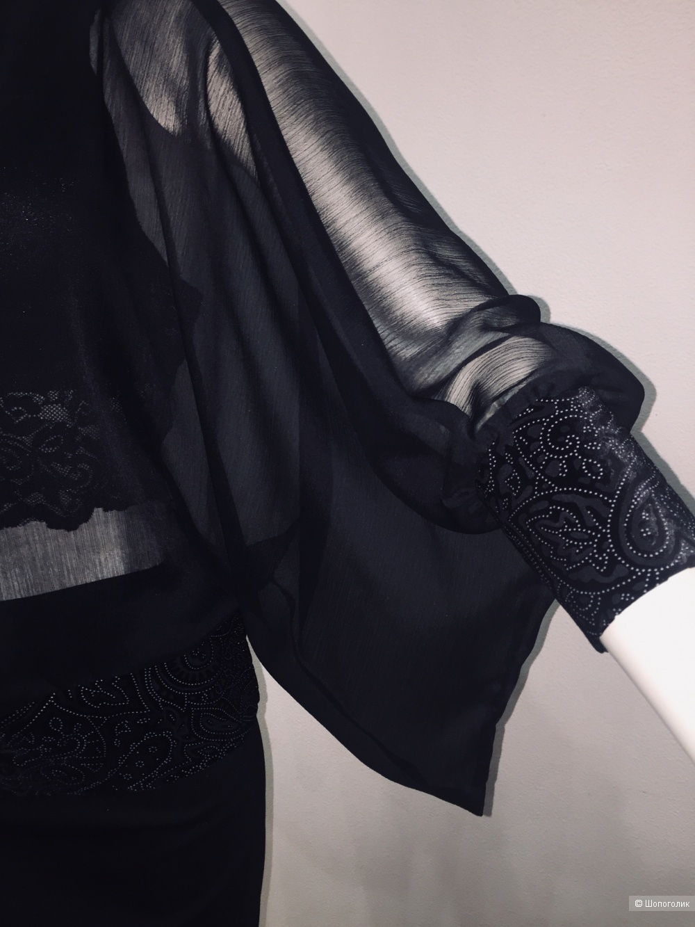 Lussotico / Блузка размер 50-52 L-XL