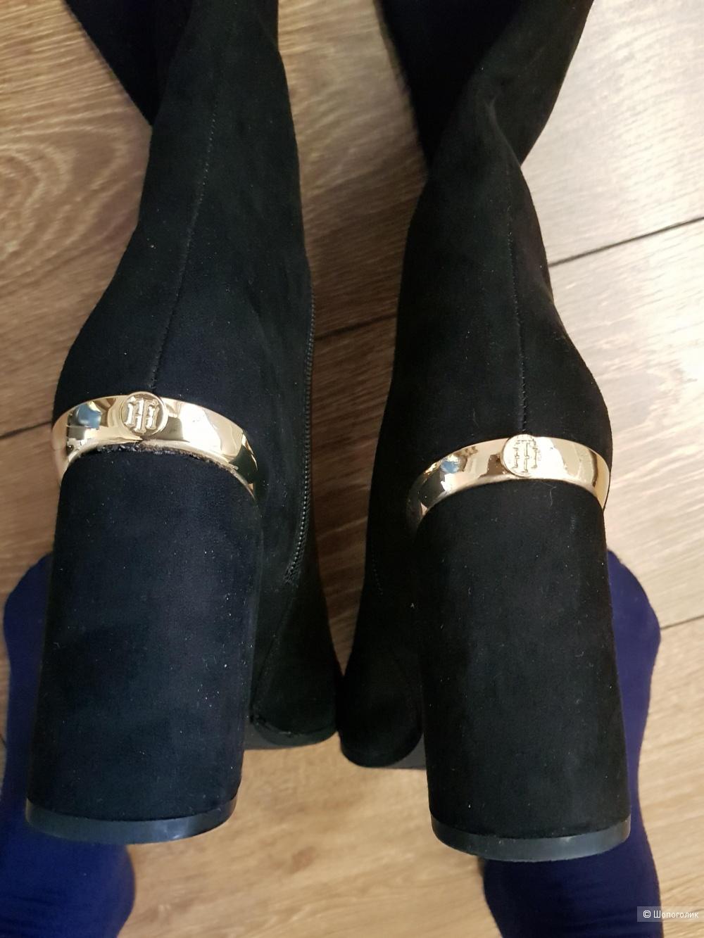 Сапоги Tommy Hilfiger, 36-36,5 размер