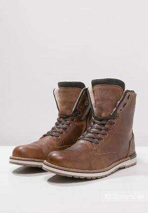 Ботинки zign размер 42/43