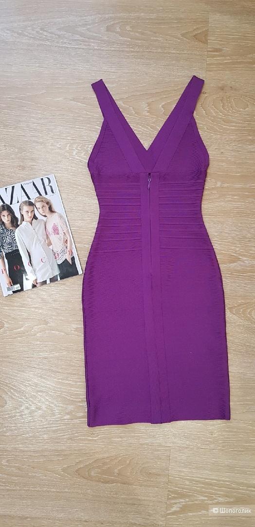 Платье Herve Leger XS