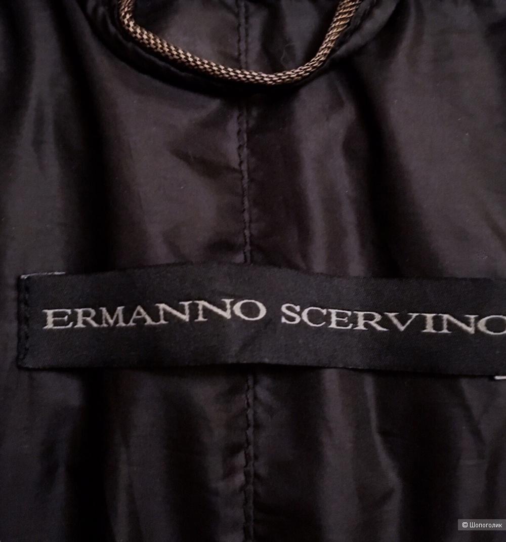 Пуховик Ermanno Scervino 42 размер