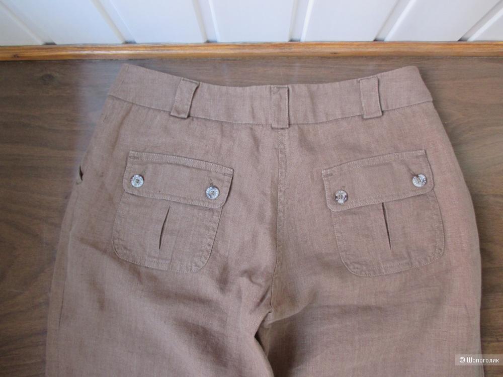 Льняные брюки Vivento. 42/44