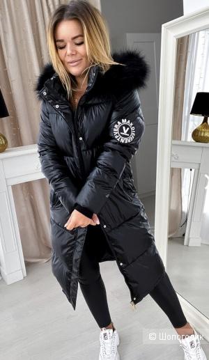 Пуховик пальто MAK V, размеры 42-50
