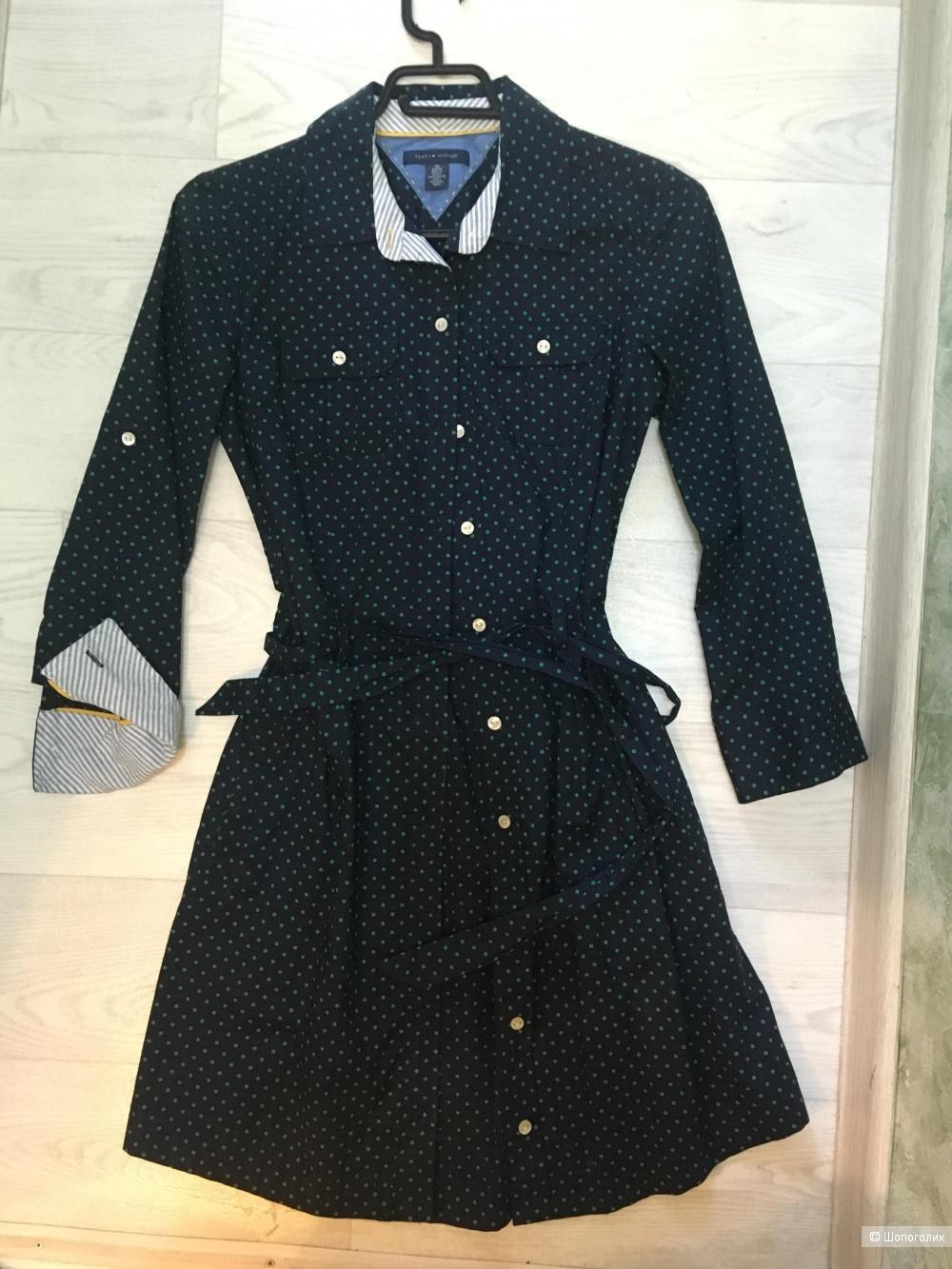 Платье - рубашка  Tommy Hilhiger, XS