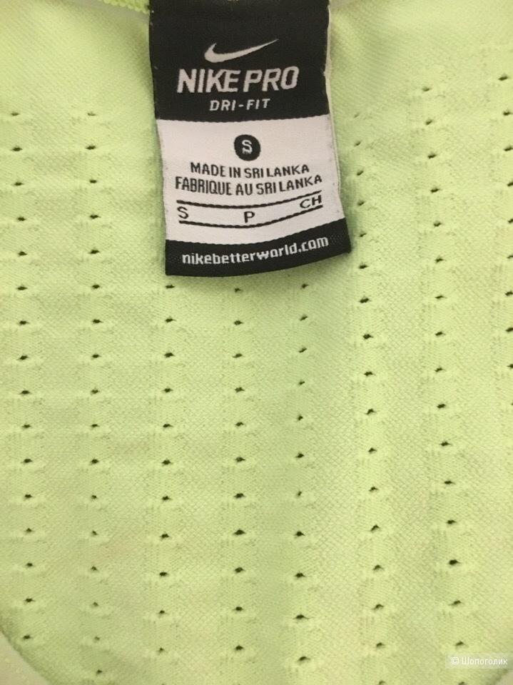 Компрессионная футболка NIKE PRO, размер S