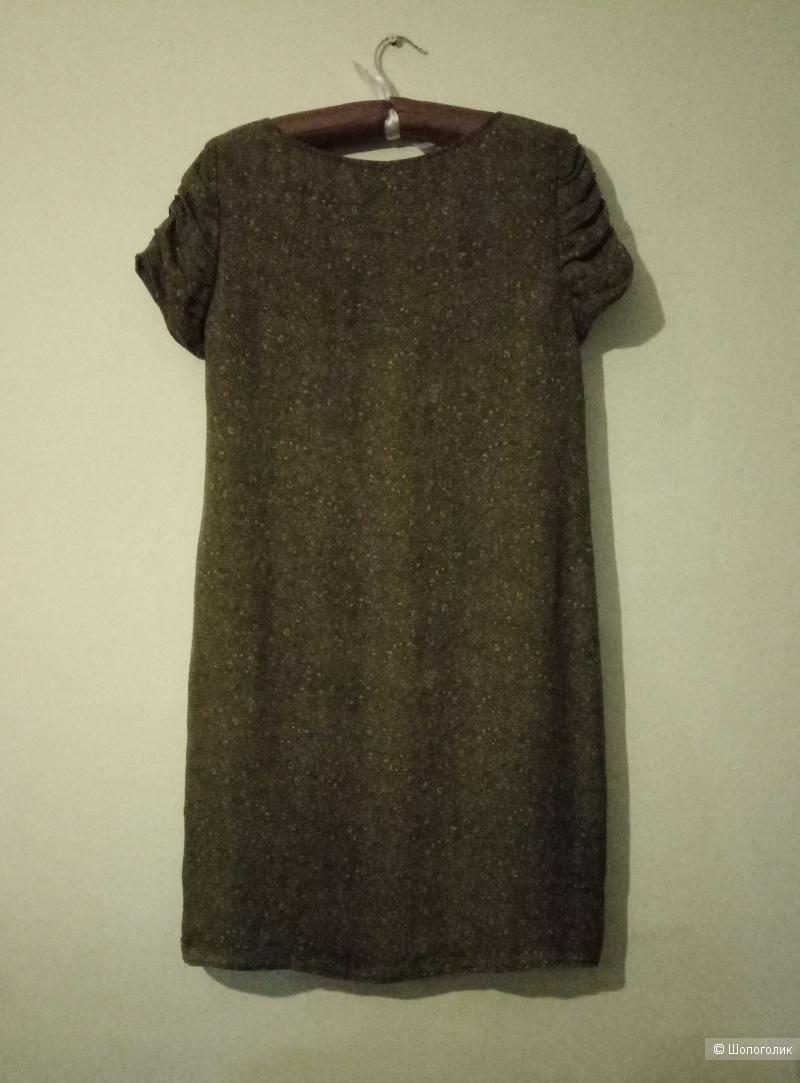 Шелковое платье Michael Michael Kors, р-р US4, S