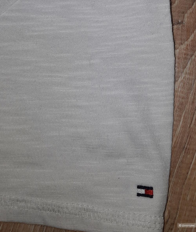 Сет брюки mango/футболка tommy hilfiger, размер 42/44