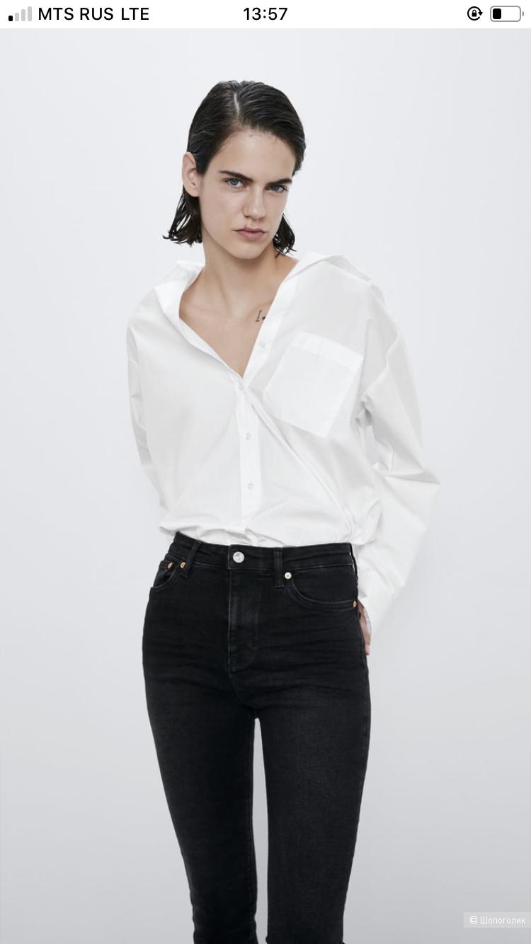 Джинсы Zara размер 34