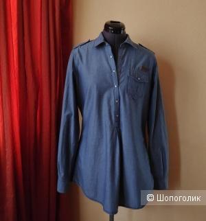 Рубашка GARCIA JEANS. Маркировка М.
