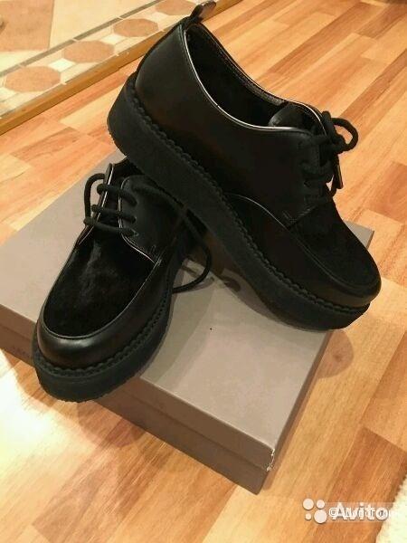 Ботинки Rocco P. Р-38