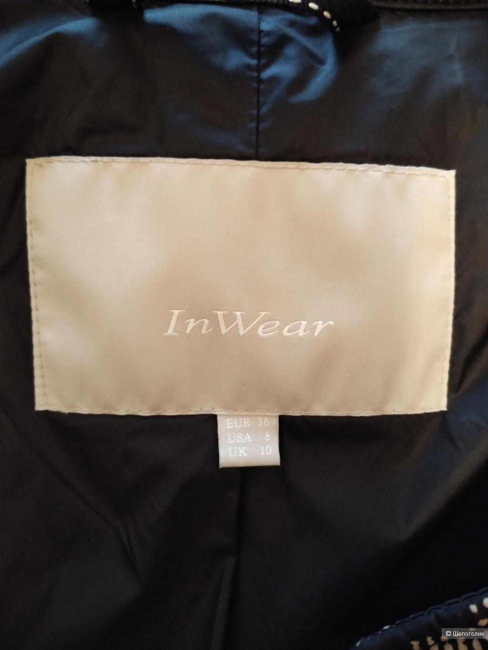 Пуховик In Wear Matinique. Размер: EU 36. UK 10 (на 42-44).