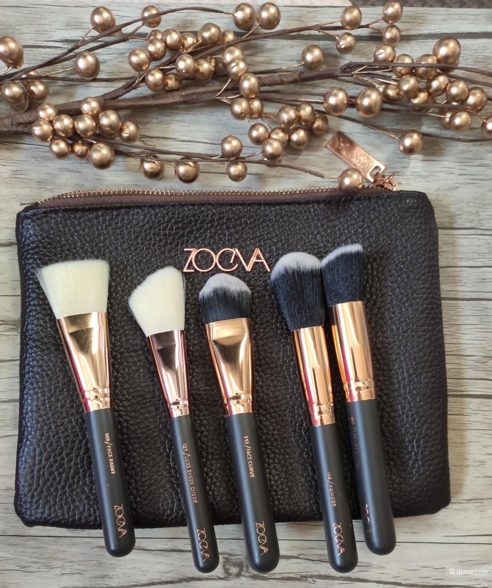 Кисточки для макияжа 15 штук