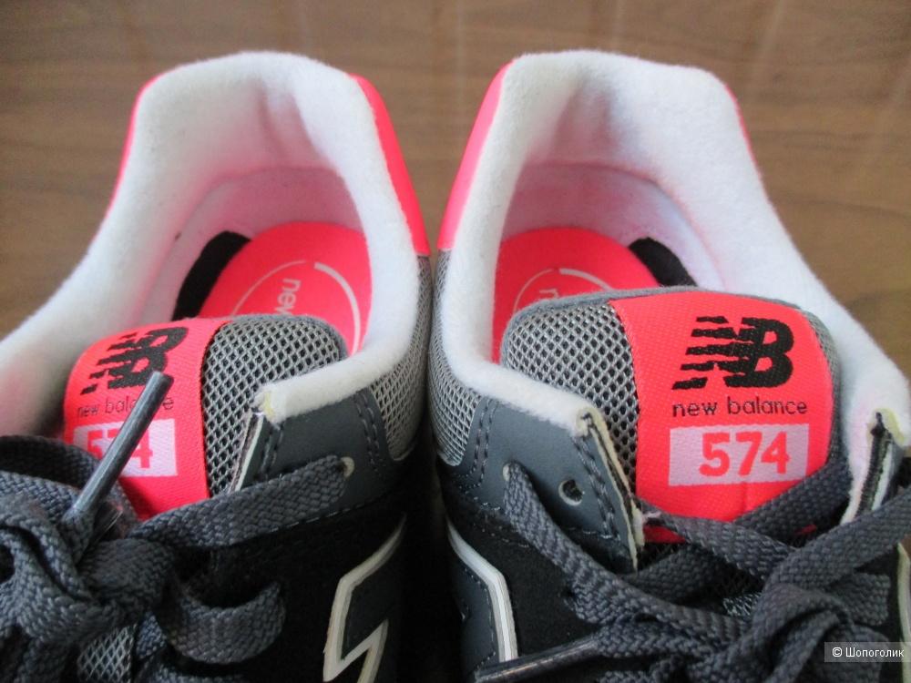 Кроссовки New Balance 39 размер.