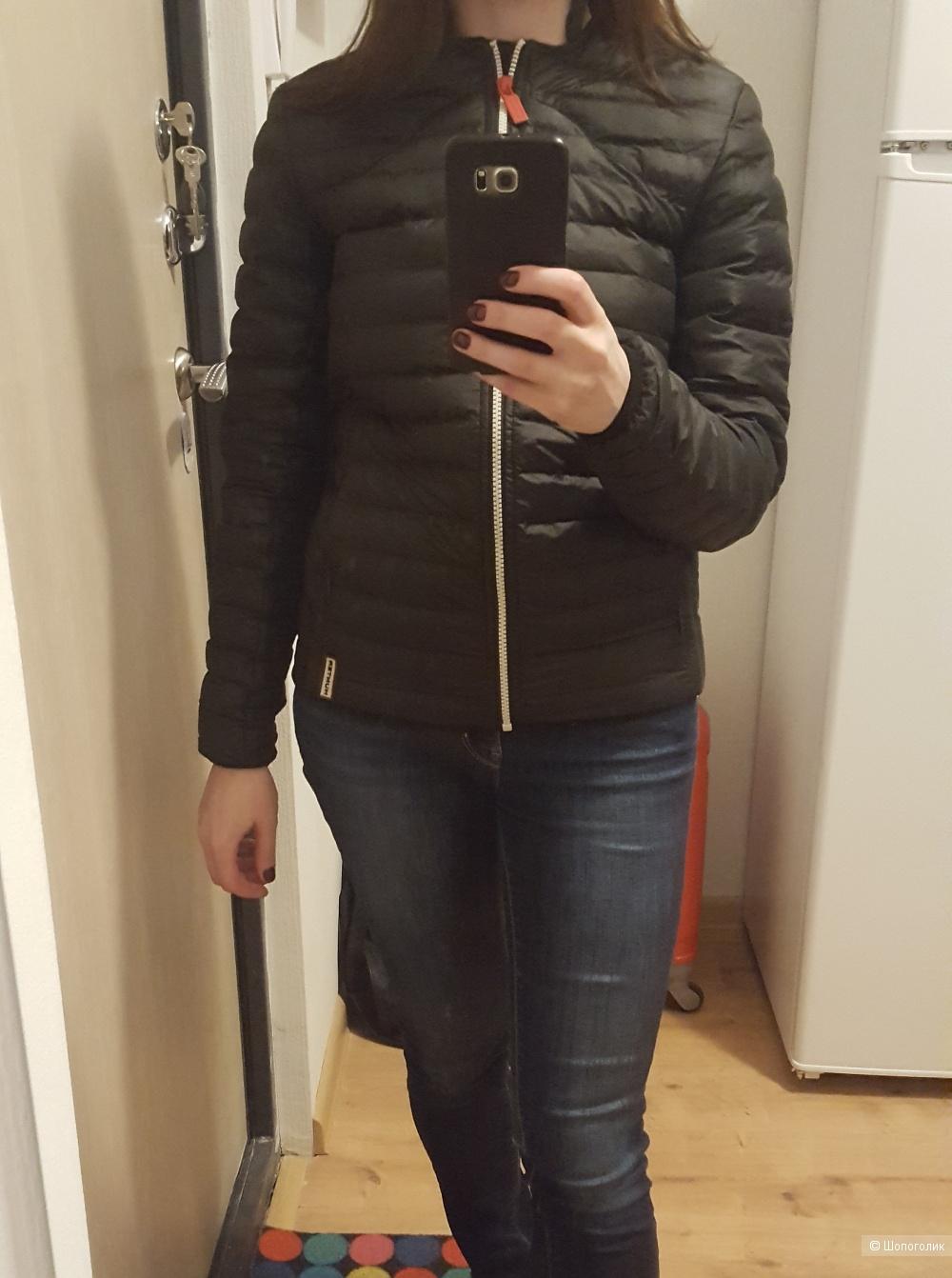 Куртка Hunter XS  (непромокаемая)