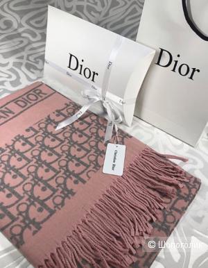 Кашемировый палантин Dior one size