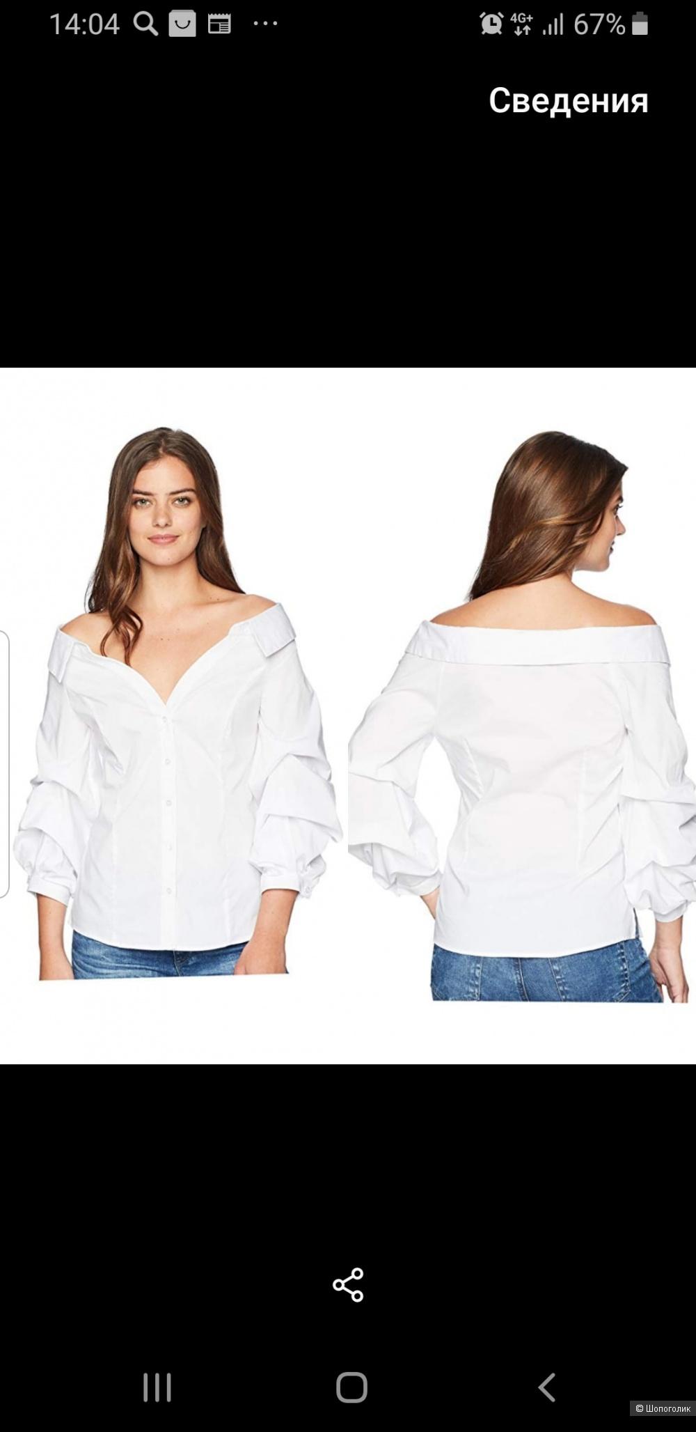 Рубашка ROMEO JULIET COUTUR, М